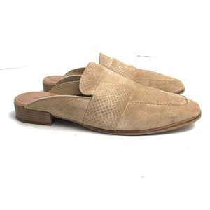 Free People At Ease Mule Loafer Size 38.5